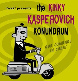 Kasperovich Kover